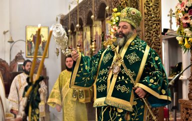 Η εορτή των Εισοδίων της Θεοτόκου στην Ι. Μ. Λαγκαδά (ΦΩΤΟ)
