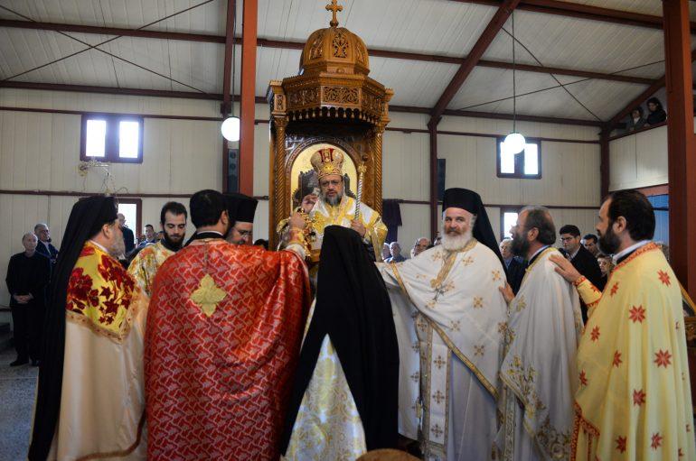 Λαμπρός ο εορτασμός τηςΑγίας Αικατερίνης στην Καλαμάτα (ΦΩΤΟ)