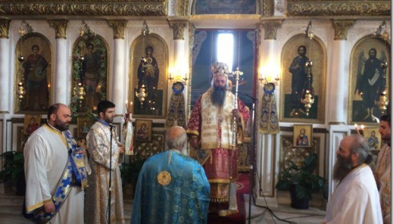 Η εορτή του Αγίου Γεωργίου του Καρσλίδη στην Ι. Μ. Κίτρους (ΦΩΤΟ)