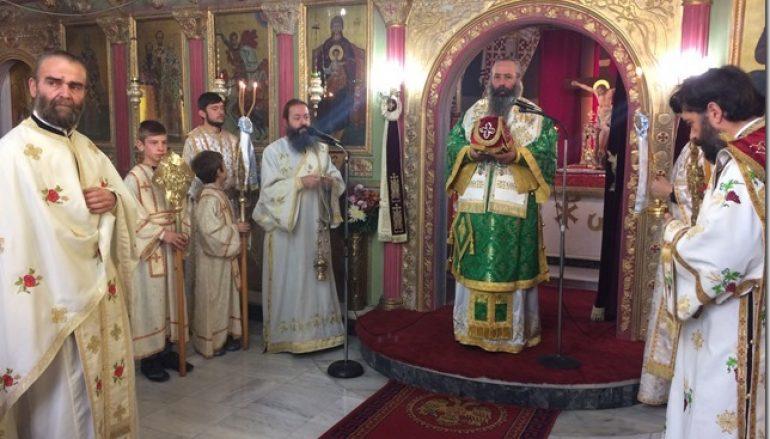 """Κίτρους Γεώργιος: """"Ο Επίσκοπος Αγαθάγγελος ήταν απάντηση σε όσους αμφισβητούν την προσφορά της εκκλησίας"""" (ΦΩΤΟ)"""
