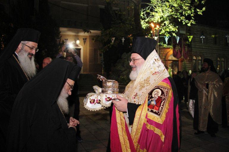 Η Ορεστιάδα υποδέχθηκε λείψανα του Αγίου Ορέστη (ΦΩΤΟ)