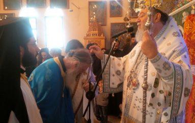 Χειροθεσία κληρικού και ρασοφορία μοναχής στην Ι. Μ. Χαλκίδος (ΦΩΤΟ)