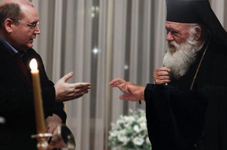 Ο Φίλης απαντά στο τρέιλερ της συνέντευξης του Αρχιεπισκόπου Αθηνών (ΒΙΝΤΕΟ)