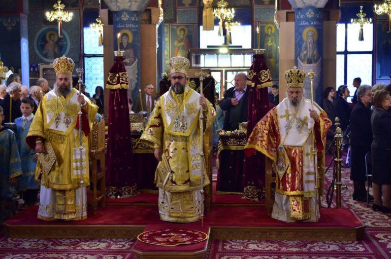 Με λαμπρότητα η Λάρισα εόρτασε τους τοπικούς Αγίους της (ΦΩΤΟ)