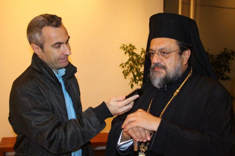 """Μητροπολίτης Μεσσηνίας: """"Η Εκκλησία έχει υποκαταστήσει το κράτος Πρόνοιας"""""""