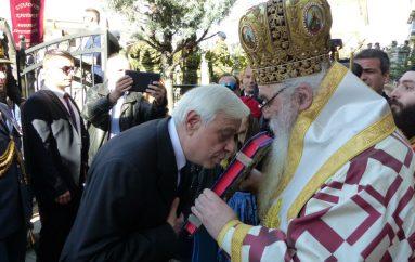 Παρουσία του Προέδρου της Δημοκρατίας γιόρτασε η Καστοριά τον Πολιούχο της Άγιο Μηνά (ΦΩΤΟ)
