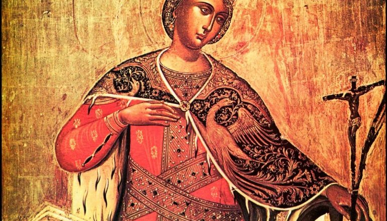 Αγία Αικατερίνη η Μεγαλομάρτυς