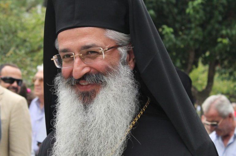 Αλεξανδρουπόλεως Άνθιμος: «Οι νέοι μας ζητούν ψωμί κι εμείς τους δίνουμε πέτρες»