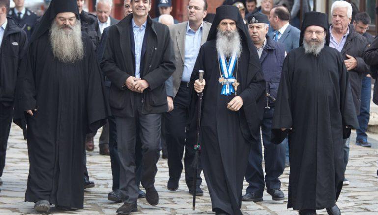 Κυριάκος Μητσοτάκης: «Το Άγιον Όρος φάρος ελπίδας για όλους τους Ορθόδοξους» (ΦΩΤΟ)