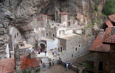 Κλειστή εως το 2018 η Μονή Παναγίας Σουμελά λόγω έργων συντήρησης