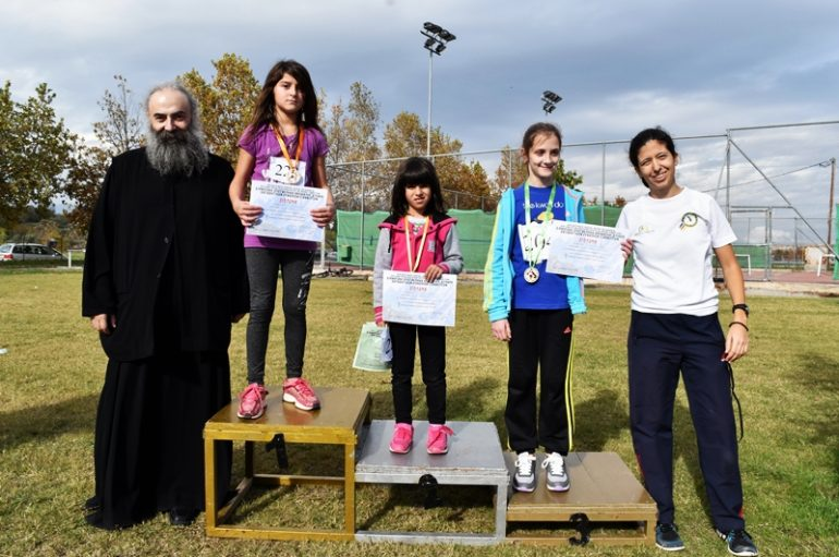 Το 1ο Διενοριακό Πρωτάθλημα Ανωμάλου Δρόμου στα Γιαννιτσά (ΦΩΤΟ)