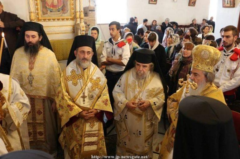 Η εορτή του Αγίου Νικολάου στο Πατριαρχείο Ιεροσολύμων (ΦΩΤΟ)
