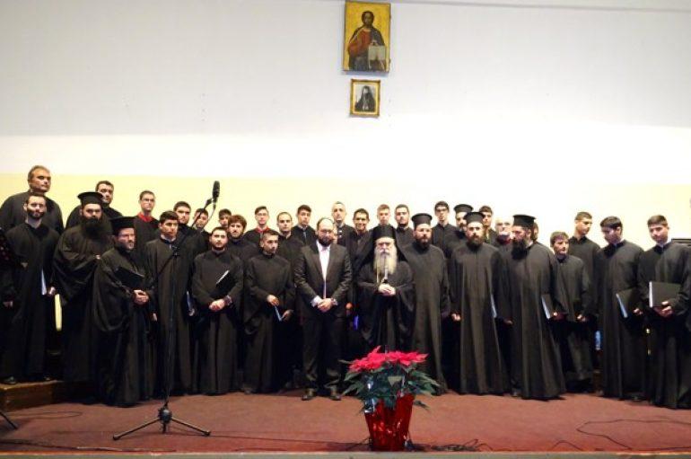 Συναυλία Χριστουγεννιάτικων ύμνων στην Ι. Μ. Σπάρτης (ΦΩΤΟ)