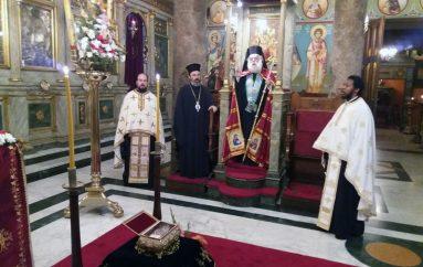 Η εορτή του Οσίου Σάββα του Ηγιασμένου στην Αλεξάνδρεια (ΦΩΤΟ)