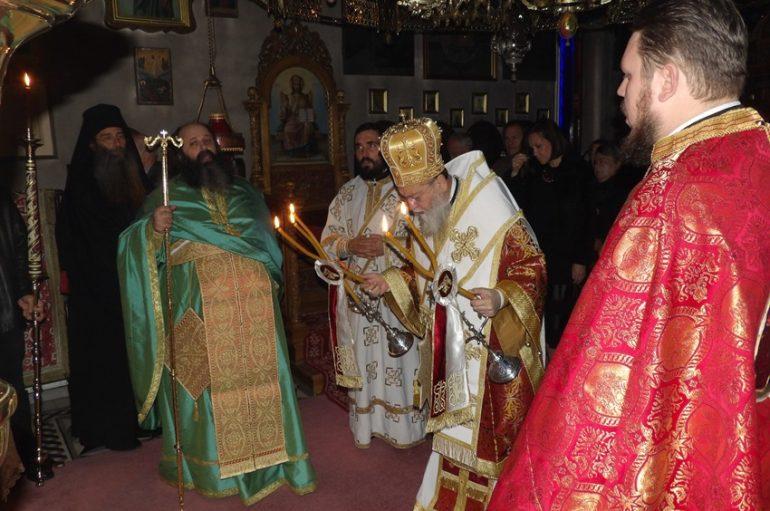 Η εορτή του Αγίου Ελευθερίου στην Ι. Μ. Κορίνθου (ΦΩΤΟ)