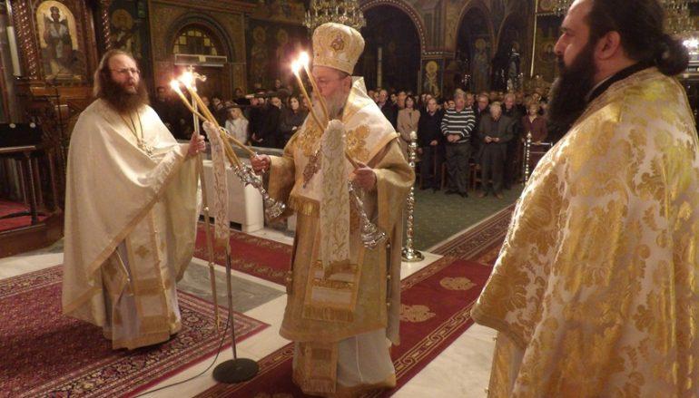Η εορτή των Χριστουγέννων στην Ι. Μ. Κορίνθου (ΦΩΤΟ)