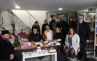 Ο Εμπορικός Σύλλογος Κορίνθου ενισχύει το φιλανθρωπικό έργο της εκκλησίας (ΦΩΤΟ)