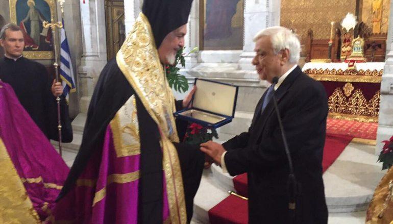 Δοξολογία στο Παρίσι παρουσία του Προέδρου της Ελληνικής Δημοκρατίας (ΦΩΤΟ)