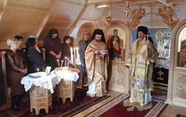 Η εορτή του Αγίου Νικολάου στο χιονισμένο μοναστήρι της Σουηδίας (ΦΩΤΟ)