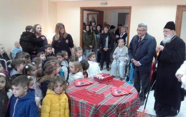 Επίσκεψη αγάπης από τα παιδιά του Παιδικού Σταθμού της Ι. Μ. Μαντινείας (ΦΩΤΟ)