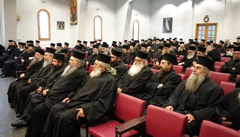 Ιερατική Σύναξη στην Ι. Μ. Εδέσσης (ΦΩΤΟ)