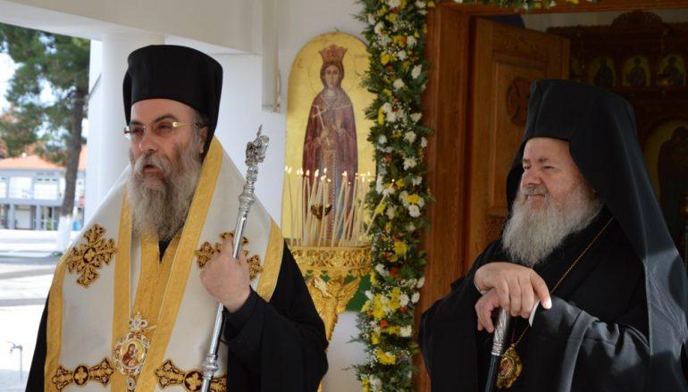 Η εορτή της Αγίας Βαρβάρας στο Πεδίο Βολής Κρήτης (ΦΩΤΟ)