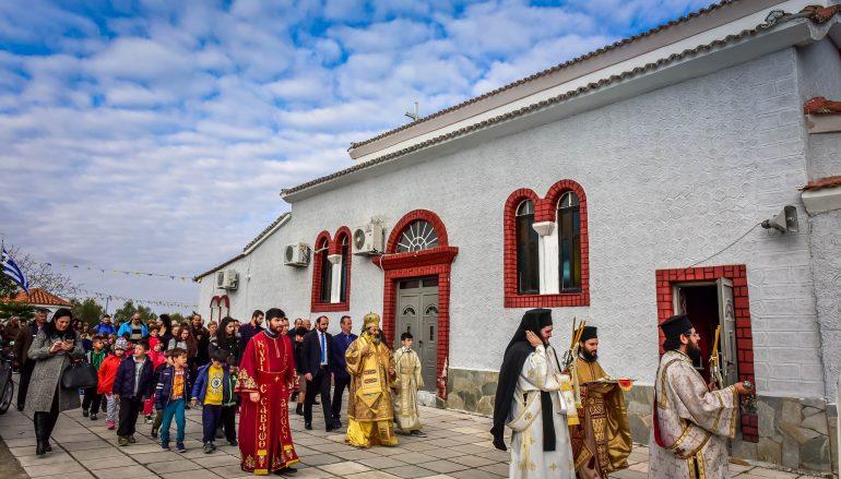 Η εορτή του Αγίου Νικολάου στην Ι. Μ. Λαγκαδά (ΦΩΤΟ)