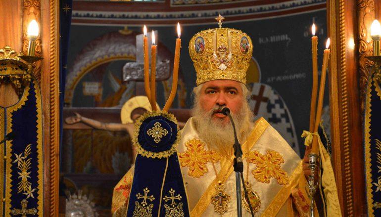 Η εορτή της Σύναξης της Υπεραγίας Θεοτόκου στην Ι. Μ. Νεαπόλεως (ΦΩΤΟ)