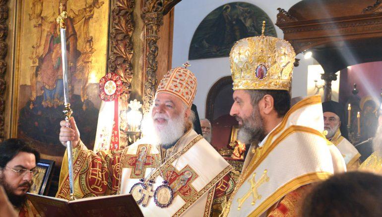 Χειροτονία Επισκόπου Bαβυλώνος κ.Θεοδώρου (ΦΩΤΟ)