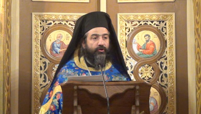 Ομιλία του Αρχιμ. Ιακώβου Κανάκη για τον Άγιο Πορφύριο (ΒΙΝΤΕΟ)
