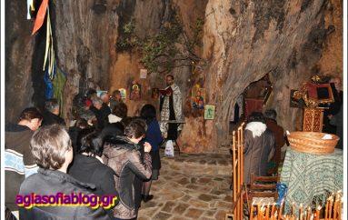 Η εορτή του Αγίου Σάββα στην Αγία Σοφία Κυνουρίας (ΦΩΤΟ)
