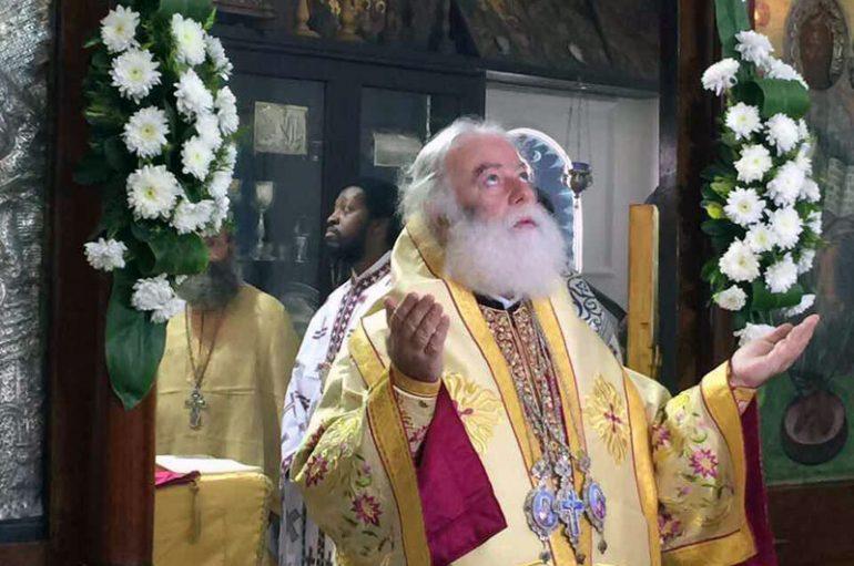 Θεία Λειτουργία από τον Πατριάρχη Αλεξανδρείας στην Δαμιέττη (ΦΩΤΟ)