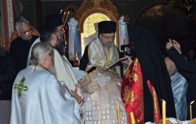 Η εορτή της Αγίας Βαρβάρας στο Αγρίνιο (ΦΩΤΟ)