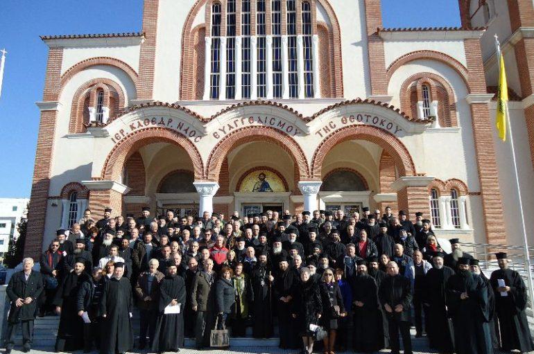 Κληρικολαϊκή Σύναξη στην Ι. Μητρόπολη Μαρωνείας (ΦΩΤΟ)