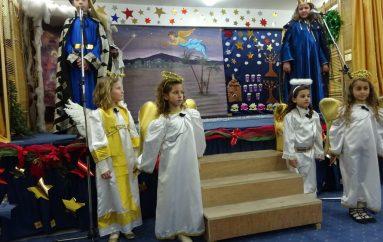 Ο Μητροπολίτης Πατρών σε Χριστουγεννιάτικη εκδήλωση Δημοτικού Σχολείου (ΦΩΤΟ)