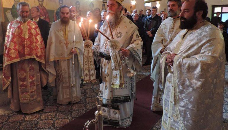 Η εορτή της Αγίας Βαρβάρας στην Ι. Μ. Άρτης (ΦΩΤΟ)