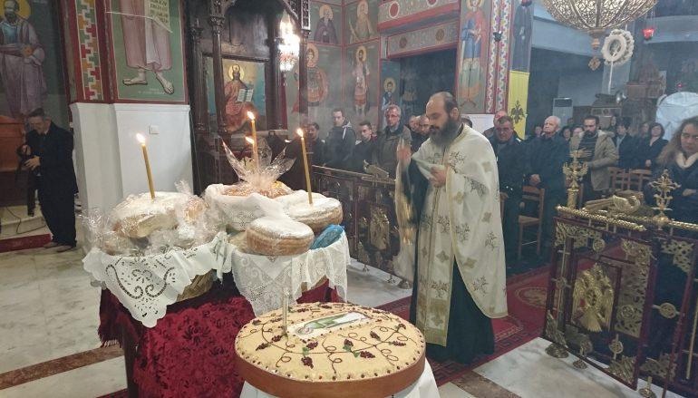 Εορτή Παναγίας της «Γερόντισσας» στην Λεπενού Αιτωλοακαρνανίας (ΦΩΤΟ)