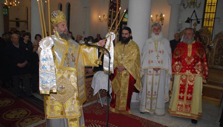 Η εορτή του Aγίου Ανδρέου του Πρωτοκλήτου στο Καρποχώρι (ΦΩΤΟ)