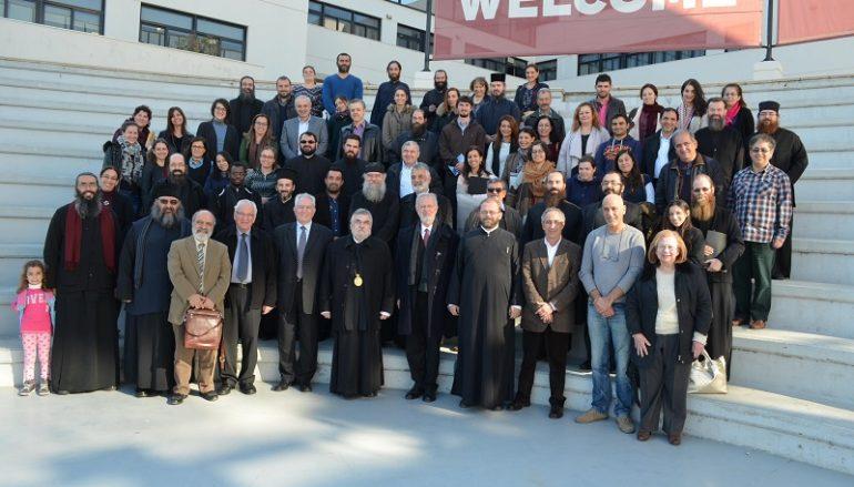 Επιστημονική Ημερίδα στο Τμήμα Θεολογίας του Πανεπιστημίου Λευκωσίας (ΦΩΤΟ)