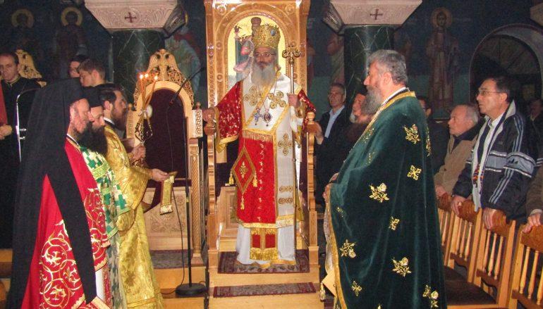 Η εορτή του Οσίου Πορφυρίου του Καυσοκαλυβίτου στην Αλεξανδρούπολη (ΦΩΤΟ)