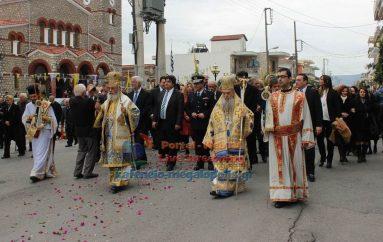 Η Μεγαλόπολη γιόρτασε τον Πολιούχο της Άγιο Νικόλαο (ΦΩΤΟ-BINTEO)
