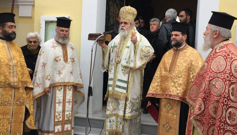 Η εορτή του Αγίου Διονυσίου στον Πύργο (ΦΩΤΟ)