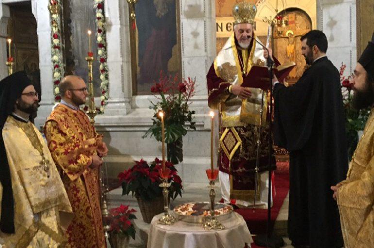 Ο εορτασμός του Αγίου Στεφάνου στη Γαλλία (ΦΩΤΟ)