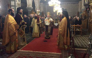 Η εορτή των Χριστουγέννων στην Εκκλησία της Χαλκίδος (ΦΩΤΟ)