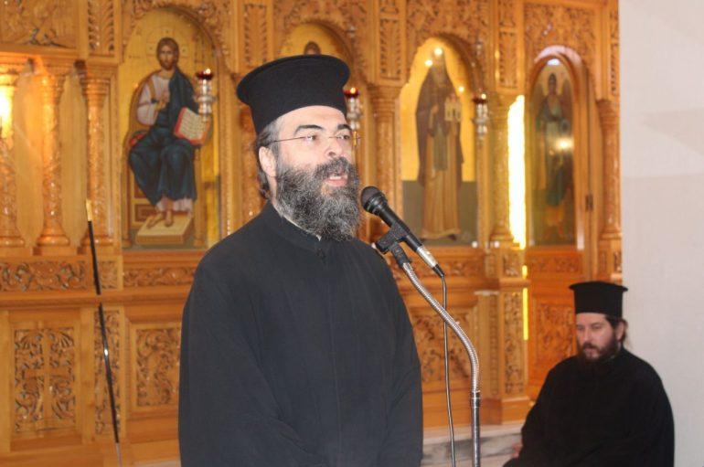 Αρχιμ. Ανδρέας Κονάνος: «Πάτερ μου προσευχήσου για μένα» (ΦΩΤΟ)
