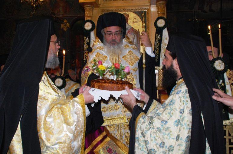 Εσπερινός Αγίου Σεραφείμ στην Ι. Μ. Θεσσαλιώτιδος (ΦΩΤΟ)