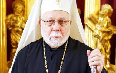 Μήνυμα Χριστουγέννων Προκαθημένου Εκκλησίας Εσθονίας