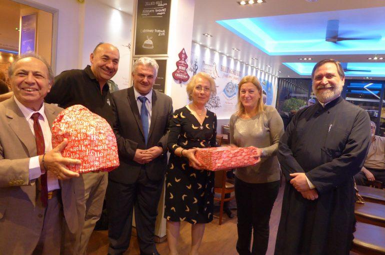 Χριστουγεννιάτικες εκδηλώσεις στην Κοινότητα Αγ. Παντελεήμονος στο Harrow