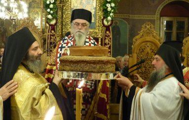 Ο Εσπερινός του Αγίου Σεραφείμ στην Καστοριά (ΦΩΤΟ – ΒΙΝΤΕΟ)