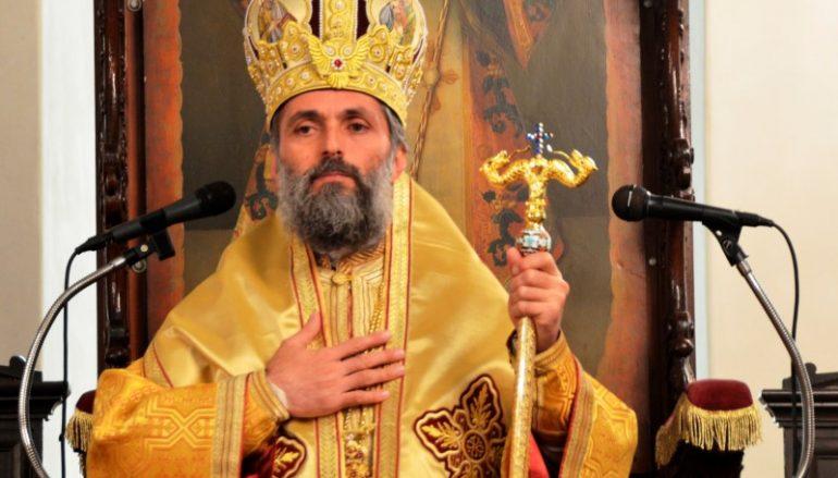 Ευχαριστήριος Θ. Λειτουργία του νέου Επισκόπου Στρατονικείας Στεφάνου (ΦΩΤΟ)